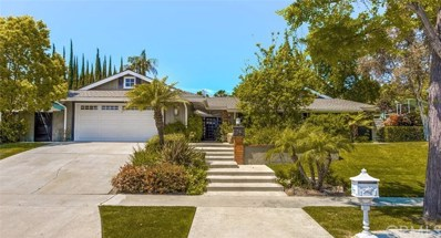 1741 Sunset Lane, Fullerton, CA 92833 - MLS#: PW19104750