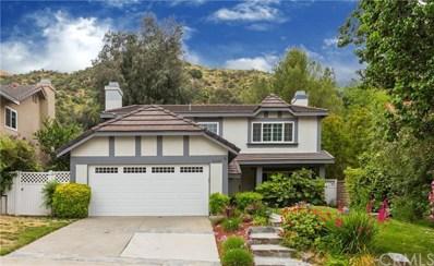 21462 Angela Yvonne Avenue, Saugus, CA 91350 - MLS#: PW19106343