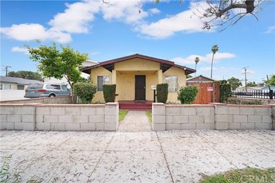 5906 Orange Avenue, Long Beach, CA 90805 - MLS#: PW19106453