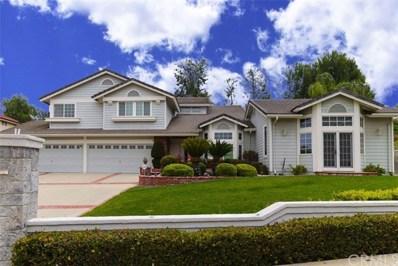 4860 Via Del Cerro, Yorba Linda, CA 92887 - MLS#: PW19106977
