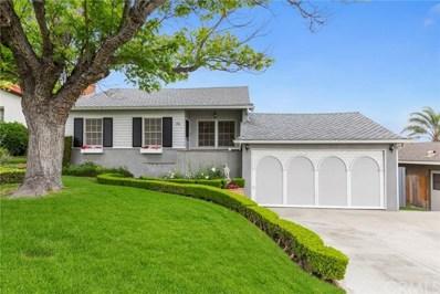 736 Carhart Avenue, Fullerton, CA 92833 - MLS#: PW19110935