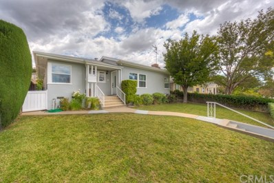 6028 Bright Avenue, Whittier, CA 90601 - MLS#: PW19111227