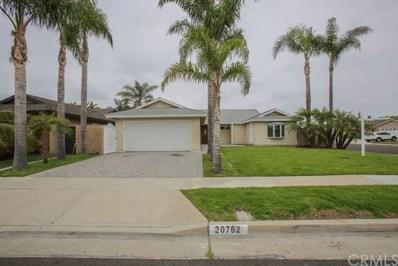 20762 Hopetown Lane, Huntington Beach, CA 92646 - MLS#: PW19111816