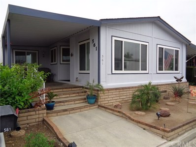 561 S Shadow Lake Drive UNIT 49, Brea, CA 92821 - MLS#: PW19113560