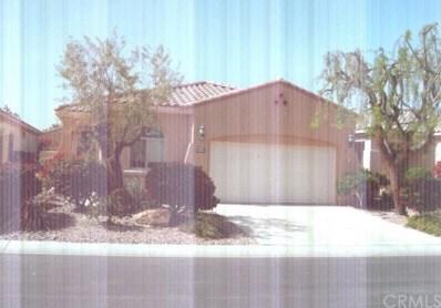 40767 Calle Los Osos, Indio, CA 92203 - MLS#: PW19113816