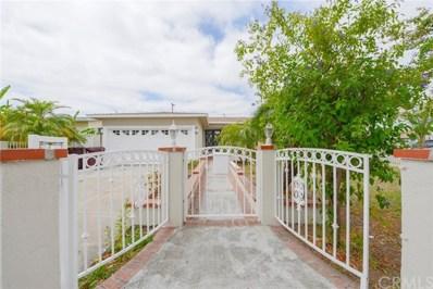 909 W Occidental Street, Santa Ana, CA 92707 - MLS#: PW19116815
