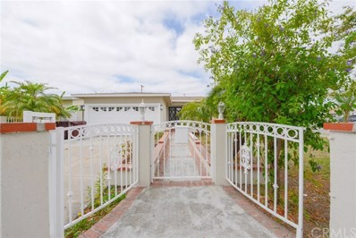 901 W Occidental Street, Santa Ana, CA 92707 - MLS#: PW19116815