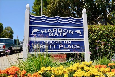 1414 Brett Place UNIT 145, San Pedro, CA 90732 - MLS#: PW19118069