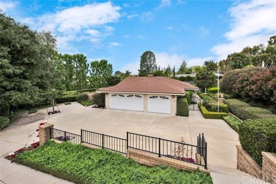 11601 Ranch Hill, North Tustin, CA 92705 - MLS#: PW19119501