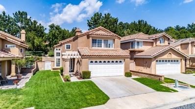 438 S Rosebud Court, Anaheim Hills, CA 92808 - MLS#: PW19119944