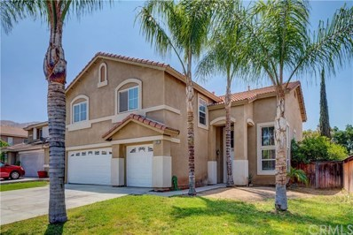 25911 Calle Fuego, Moreno Valley, CA 92551 - MLS#: PW19122159