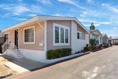 327 W Wilson Street UNIT 55, Costa Mesa, CA 92627 - MLS#: PW19122362