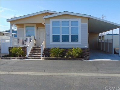 19350 Ward Street UNIT 84, Huntington Beach, CA 92646 - MLS#: PW19122606