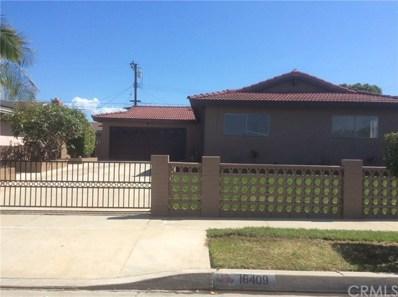 16409 Hayland Street, La Puente, CA 91744 - MLS#: PW19124610