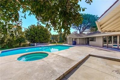 115 Park View Drive, Fullerton, CA 92835 - MLS#: PW19124904