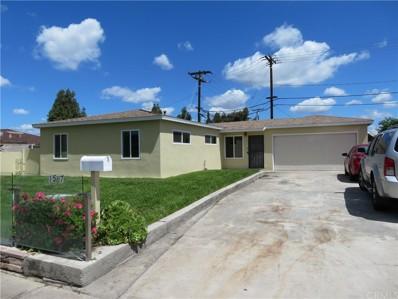 1517 W Romneya Drive, Anaheim, CA 92801 - MLS#: PW19124929