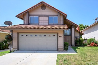 4587 Pennyroyal Drive, Corona, CA 92880 - MLS#: PW19125166