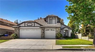 11667 Mount Baker Court, Rancho Cucamonga, CA 91737 - MLS#: PW19126064