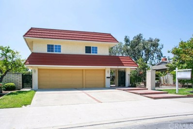 125 S Orange Hill Lane, Anaheim Hills, CA 92807 - MLS#: PW19127203