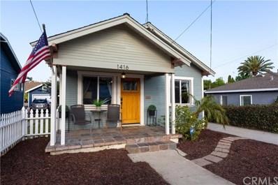 1416 Termino Avenue, Long Beach, CA 90804 - MLS#: PW19127934