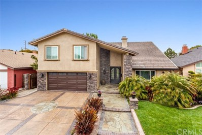 9741 Olympic Drive, Huntington Beach, CA 92646 - MLS#: PW19128064