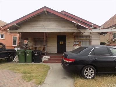 167 W Vernon Avenue, Los Angeles, CA 90037 - MLS#: PW19128524