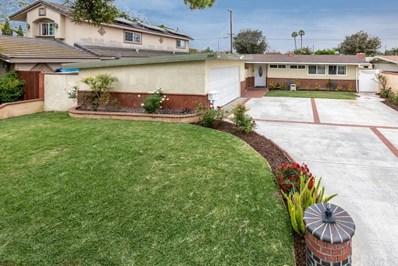 2334 Ramona Drive, Santa Ana, CA 92707 - MLS#: PW19130108