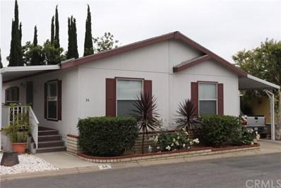 692 N Adele Street UNIT 54, Orange, CA 92867 - MLS#: PW19130946