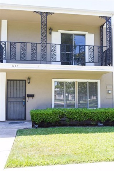 1422 Deauville Place, Costa Mesa, CA 92626 - MLS#: PW19131572