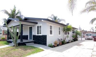 1124 W 3rd Street, Santa Ana, CA 92703 - MLS#: PW19132119
