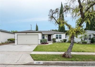 1730 Mateo Avenue, La Habra, CA 90631 - MLS#: PW19132930