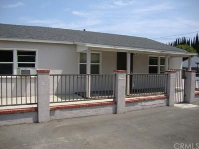 4617 W Posey Street, Santa Ana, CA 92704 - MLS#: PW19133702