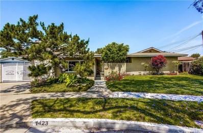 1423 E Beta Place, Anaheim, CA 92805 - MLS#: PW19134056