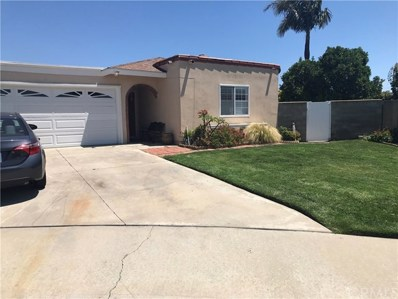 5862 Gloucester Circle, Westminster, CA 92683 - MLS#: PW19135906