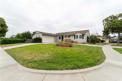 1543 Riverside Drive, Fullerton, CA 92831 - MLS#: PW19136452