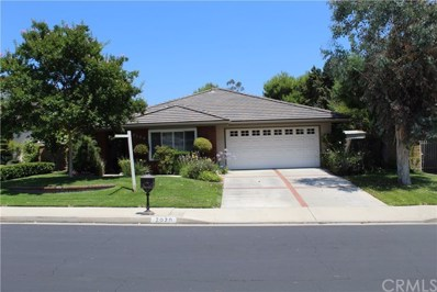 2020 Foothill Drive, Fullerton, CA 92833 - MLS#: PW19137039