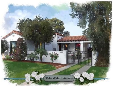 3616 Walnut Avenue, Long Beach, CA 90807 - MLS#: PW19137566
