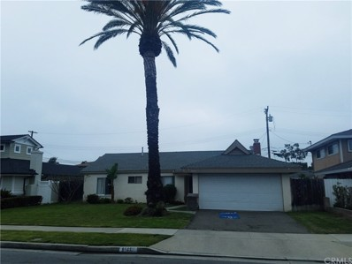8141 Malloy Drive, Huntington Beach, CA 92646 - MLS#: PW19137977
