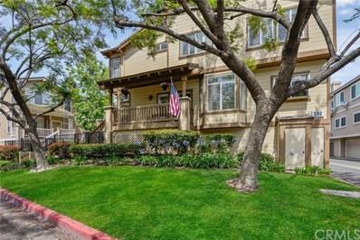 580 N Pageant Drive UNIT A, Orange, CA 92869 - MLS#: PW19138417