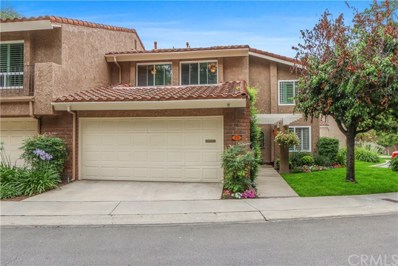 6401 E Nohl Ranch Road UNIT 75, Anaheim Hills, CA 92807 - MLS#: PW19140930