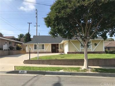 2421 Grayville Drive, La Habra, CA 90631 - MLS#: PW19142191