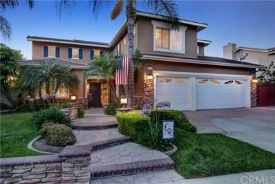 723 Sky Ridge Drive, Corona, CA 92882 - MLS#: PW19143064