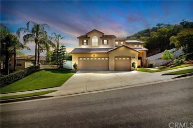 3025 Wilderness Drive, Corona, CA 92882 - MLS#: PW19143345