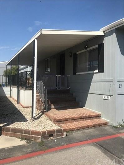 22111 newport Avenue UNIT 21, Grand Terrace, CA 92313 - MLS#: PW19144244