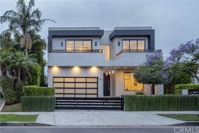 607 N Curson Avenue, Los Angeles, CA 90036 - MLS#: PW19145688