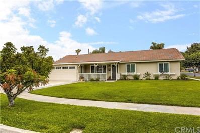 1614 E Morava Place, Anaheim, CA 92805 - MLS#: PW19146280