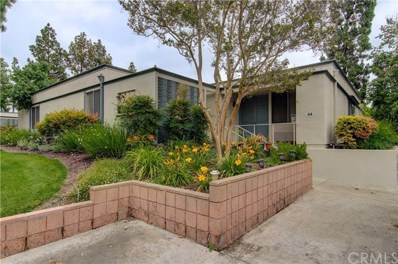 44 Calle Aragon UNIT A, Laguna Woods, CA 92637 - #: PW19146606