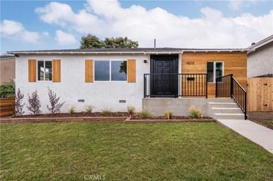 4210 E Theresa Street, Long Beach, CA 90814 - MLS#: PW19147471