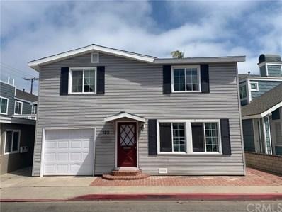 122 33rd Street, Newport Beach, CA 92663 - MLS#: PW19149567