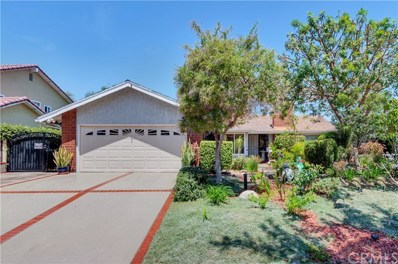 4353 E Bainbridge Avenue, Anaheim Hills, CA 92807 - MLS#: PW19149761